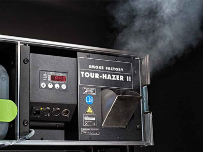 Smoke Factory Hazer - Live Productions - Corporate & Live Events